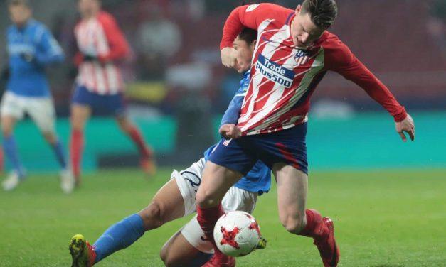 Copa del Rey: Atlético de Madrid y Valencia avanzan a cuartos de final