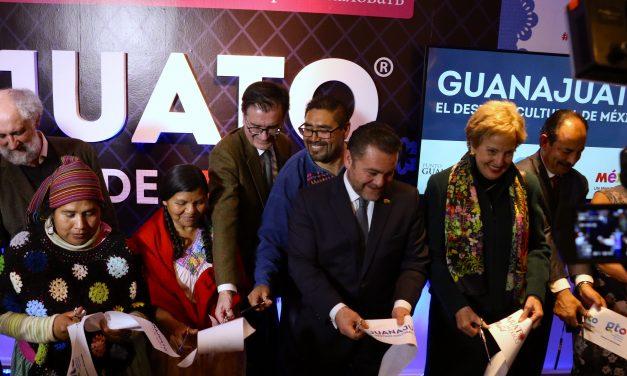 Punto Guanajuato abre sus puertas en pleno centro de Madrid