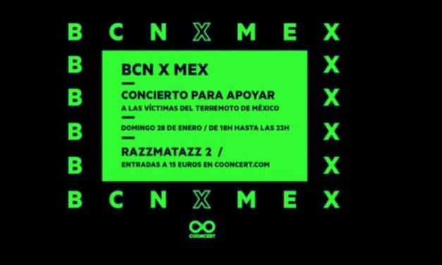 Concierto solidario en Barcelona por las víctimas del sismo de México