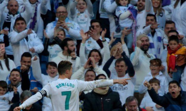 La BBC vuelve a brillar y el Real Madrid golea (4-0) al Alavés