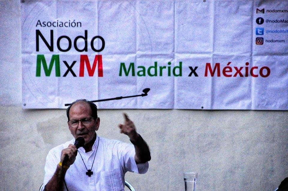 El padre Alejandro Solalinde, defensor de los Derechos Humanos