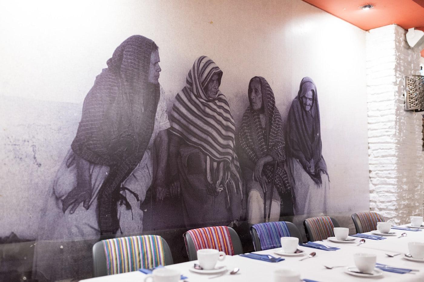 Desayuno Mexicanas en Madrid