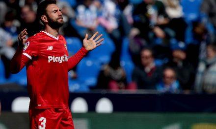 Primer gol de Layún en España