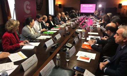 Buscan involucrar a empresas españolas en la reconstrucción de México