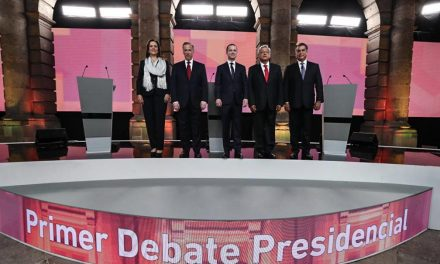Ganadores y perdedores del debate a las presidenciales en México, según los medios. ¿Tú qué opinas?