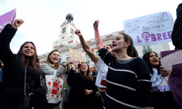 El gobierno de España desprecia la lucha feminista