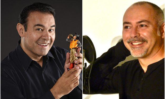 Un mexicano y un español, titanes en el mundo del doblaje