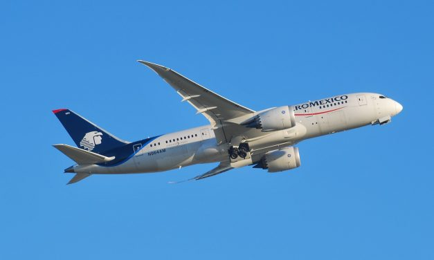Aeroméxico suspende vuelo directo entre CDMX y Barcelona
