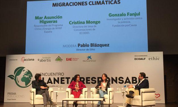 Planeta Responsable: el calentamiento global no entiende de patrias