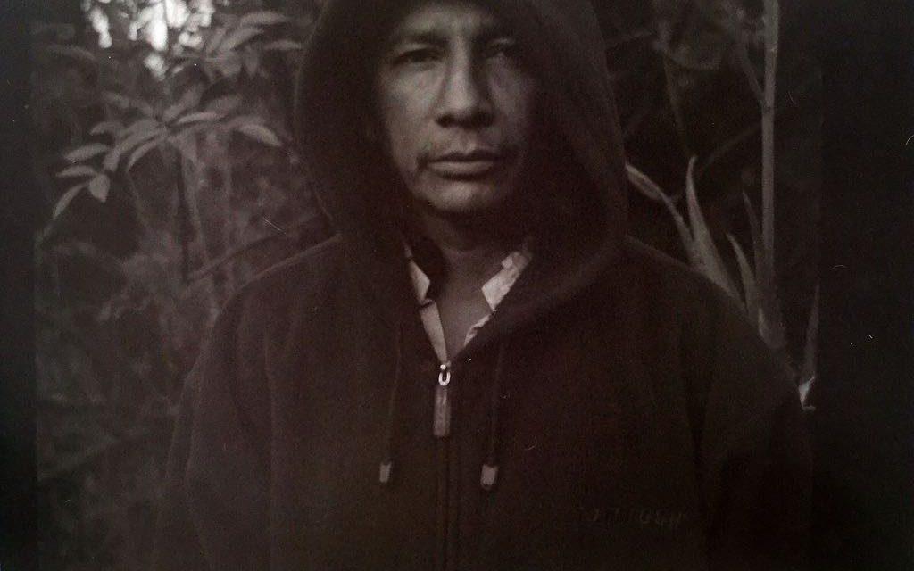Cámara en vez de puños: Bernardino Hernández