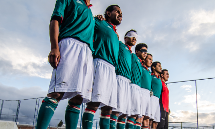 México jugará el Mundial de fútbol para ciegos en Madrid