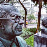 EPISODIO II: El vigilante de las estatuas