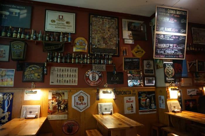 Cerveza artesanal en Madrid: diez bares para convencerte