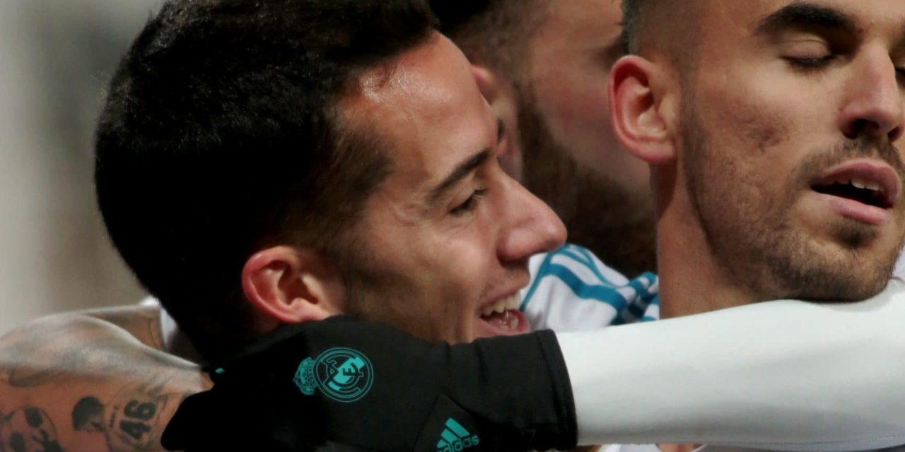 """Empate del Real Madrid con un """"segunda"""" en casa para pasar a Cuartos"""