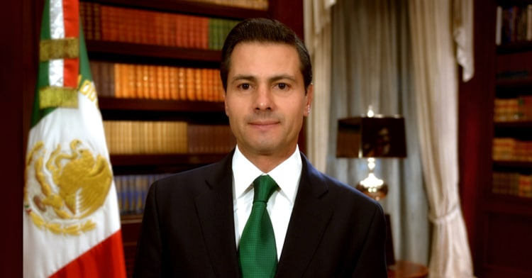 Peña Nieto promete seguridad y omite hablar de corrupción en su discurso de Año Nuevo