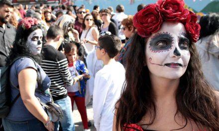 Celebrar el Día de Muertos en Madrid: fiesta, tradiciones mexicanas y denuncia
