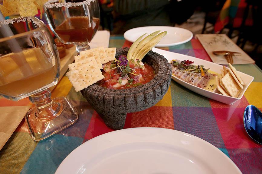 La esquina mexicana, restaurante en Madrid