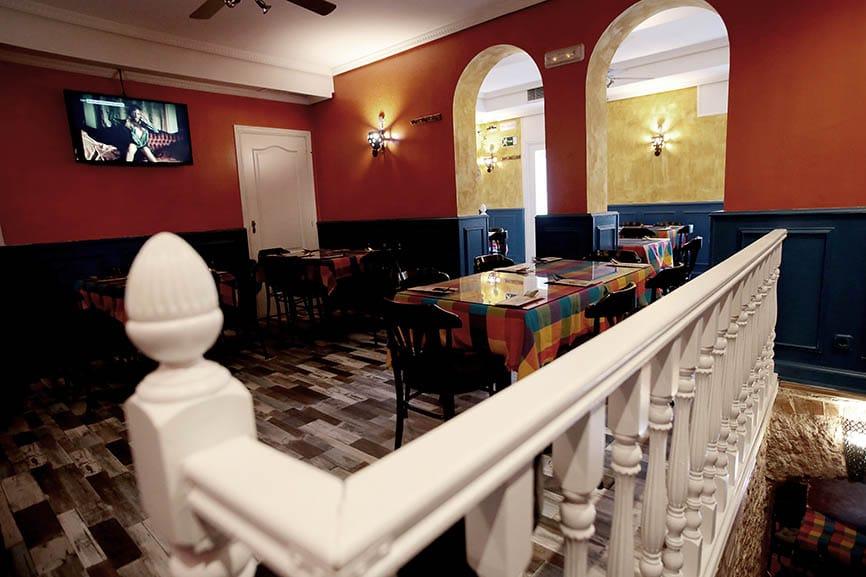 La Esquina Mexicana, restaurante en Madrid, abrió en enero de 2018. Foto: Juan Carlos Rojas