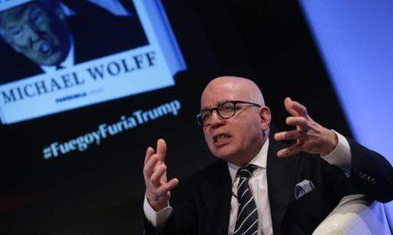 Michael Wolff: «Es imposible que Trump pueda optar a un segundo mandato»