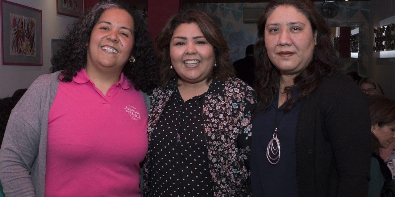 Mexicanas que ayudan a otras mexicanas en España