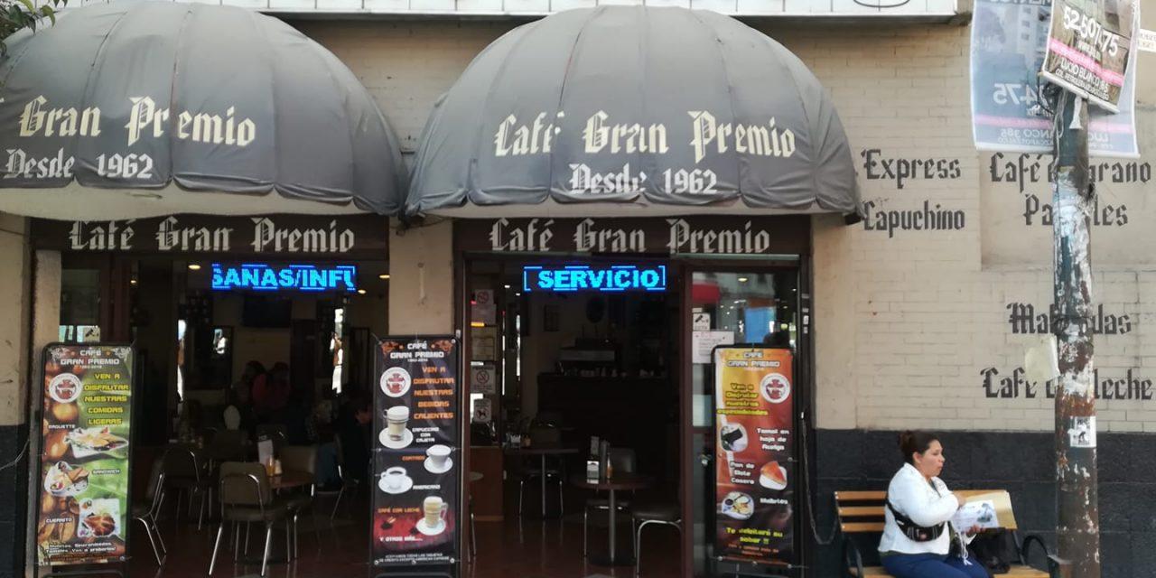 El día que invité a café a un fantasma en la colonia San Rafael