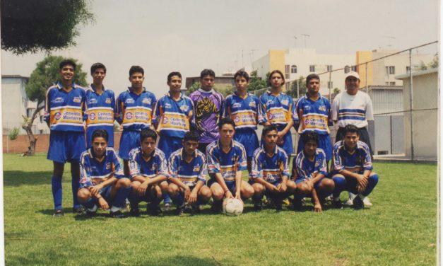 El último partido de fútbol
