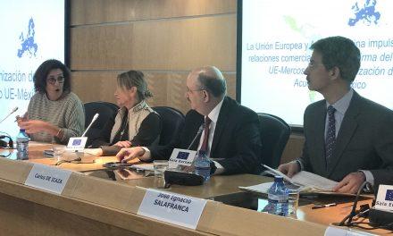 La renovación del tratado México-UE es inminente, según eurodiputados españoles