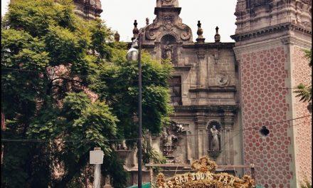 «Toque de Dios» en la Iglesia de San Hipólito