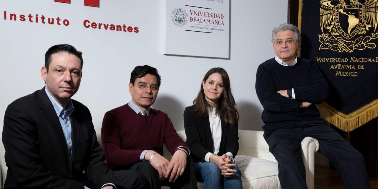 Los rostros de la UNAM en España