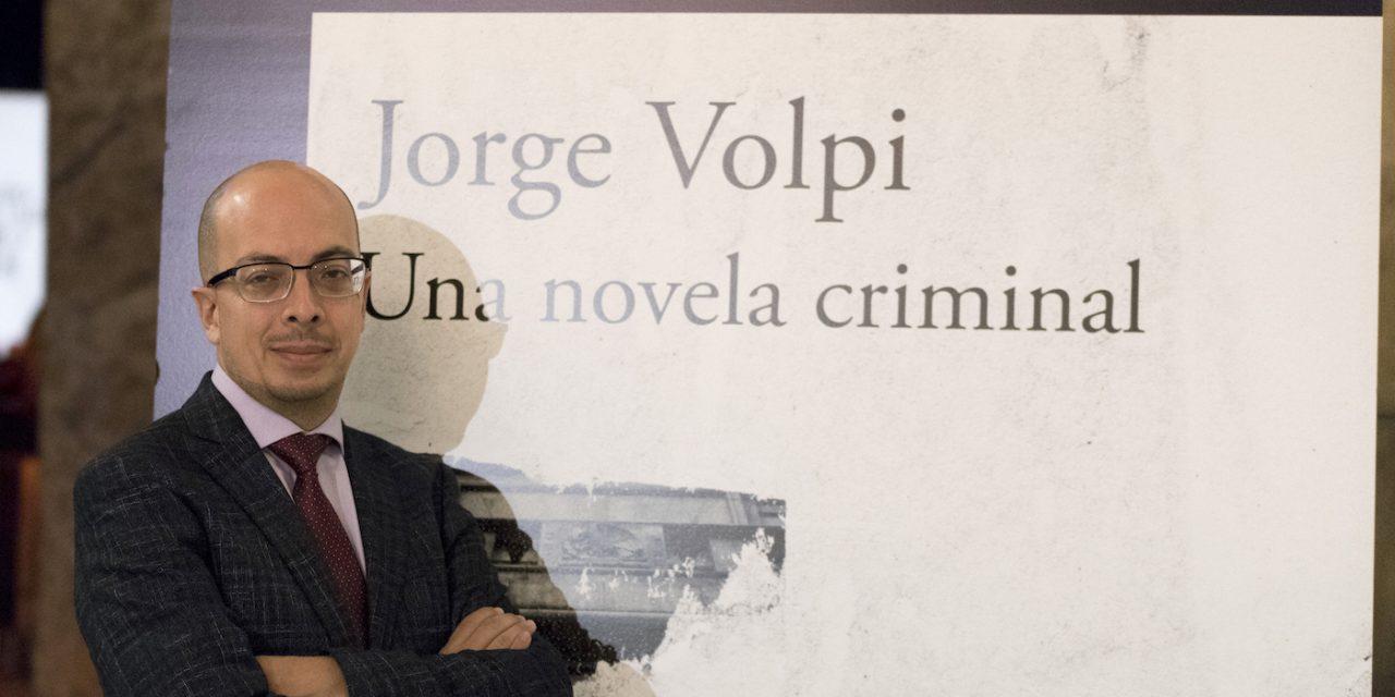 """Volpi: """"Meade es el candidato más a la derecha que ha tenido el PRI"""""""