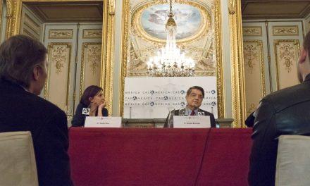 Sergio Ramírez entra en la colección Premios Cervantes del FCE