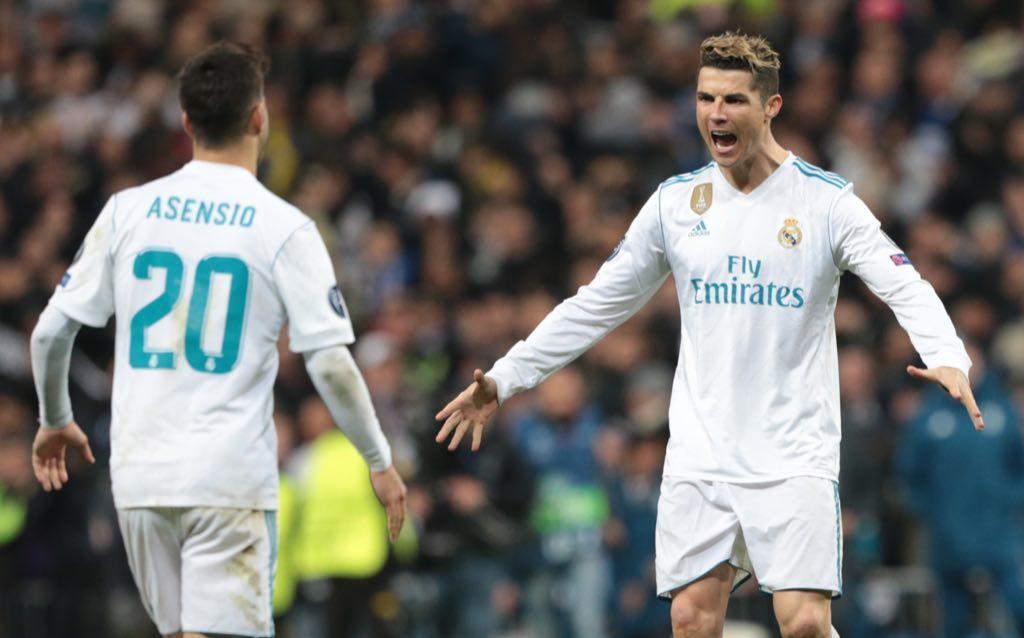 Cristiano rescata al Real Madrid de penalti y con polémica