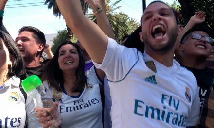 Así vivieron y festejaron madridistas en México la 13ª Champions
