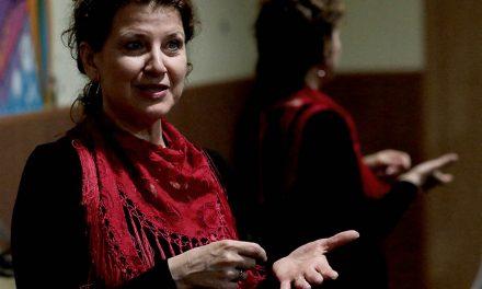La mexicana que enseña flamenco en España