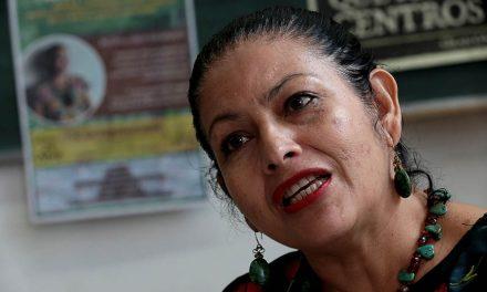 Bettina Cruz: «Eólicas españolas desplazan a indígenas en México»