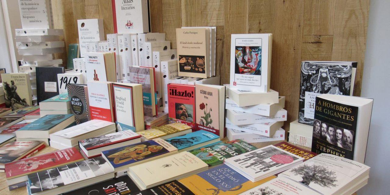 El Fondo de Cultura Económica en el panorama editorial español