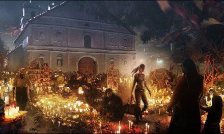 Lara Croft se une al 'boom' por México