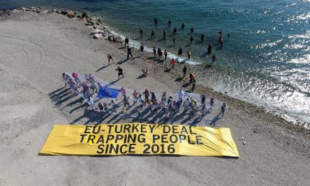 Los refugiados retratan a una Europa insolidaria