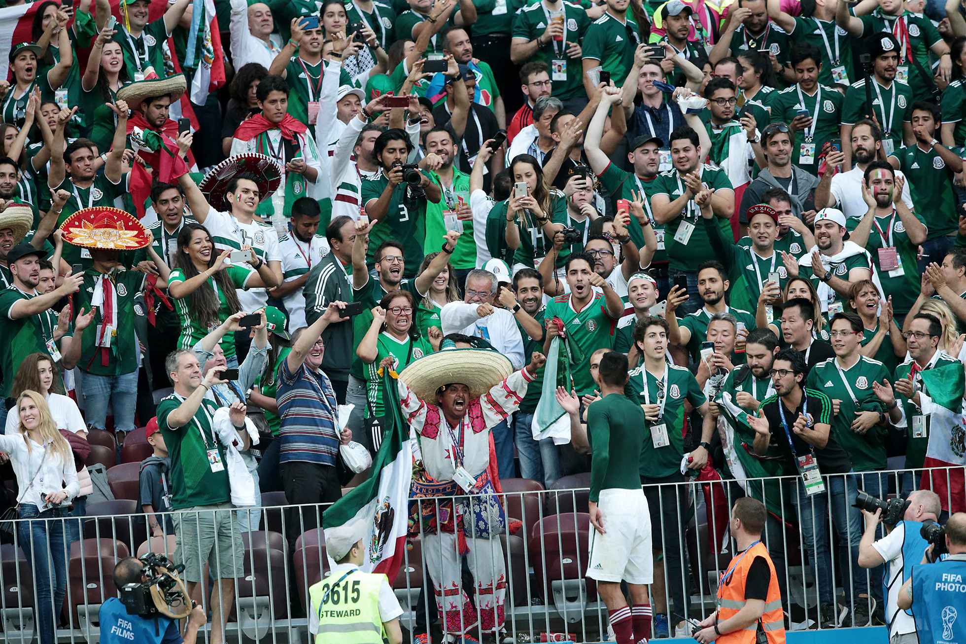 México vence al campeón Alemani por 0-1