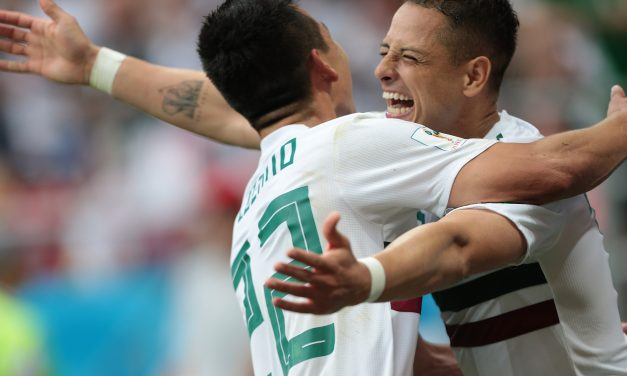 México vence a Corea del Sur y se acerca a octavos