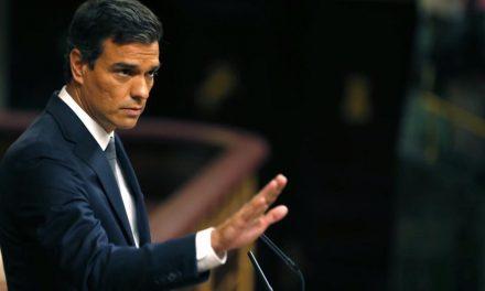 ¿Empieza el cambio en el Reino de España?