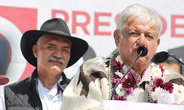 Tumban candidatura de Mireles en Michoacán