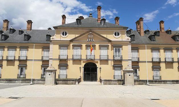 Visita al Palacio de El Pardo en Madrid