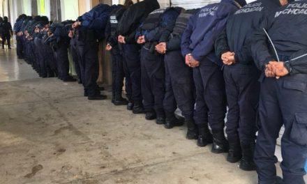 Detienen a todos los policías de un municipio por el asesinato de un candidato