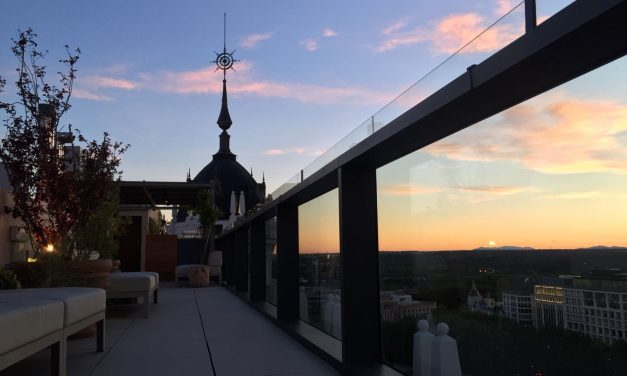 Madrid desde el cielo: las mejores terrazas en azotea