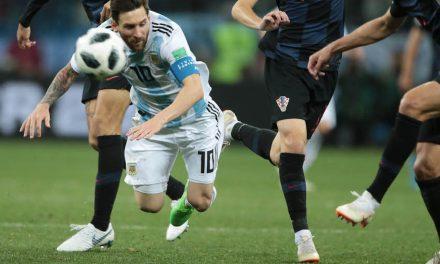 Croacia golea a Argentina y deja a Messi contra las cuerdas