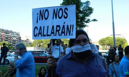 Derogar la 'ley mordaza' en España