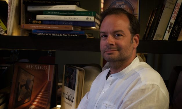 Iztac: la alta gastronomía mexicana con la que sueña Jorge Vázquez desde niño