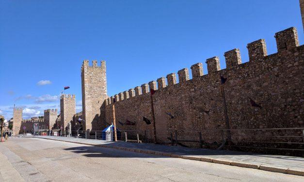 Ruta del Císter, día 1: de Montblanc a Poblet