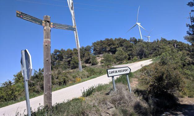 Ruta del Císter, día 3: de Rocallaura a Vallverd
